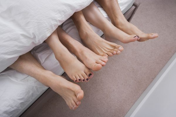 Threesomes: New Positions To Try